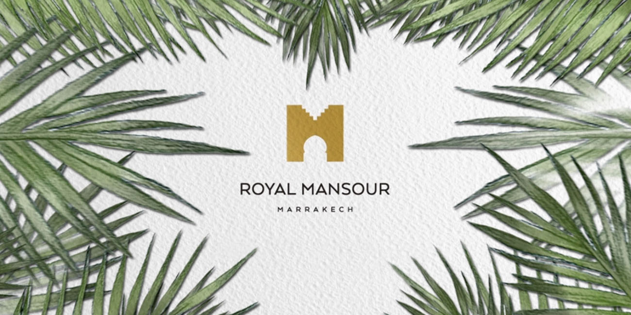 hotellerie film teaser jardin royal mansour victor!paris agence communication luxe
